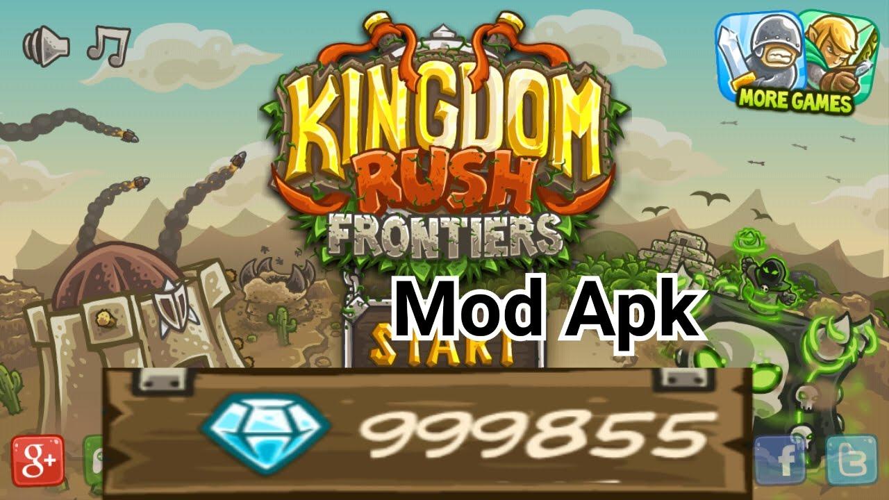 kingdom rush mod apk