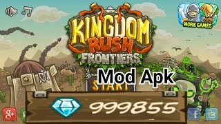 New Kingdom Rush Frontiers Mod Apk 1.4.0 (no Root)