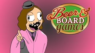 Beer and Board Games Animated - Snake Oil