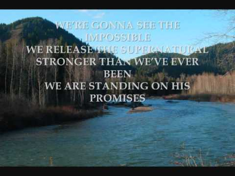 Standing (on the Promises) - YouTube