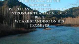 Standing (on the Promises)