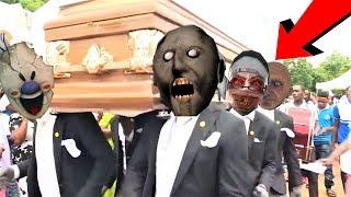 Coffin Dance Meme || Granny vs Ice Scream vs Evil Nun vs Grandpa