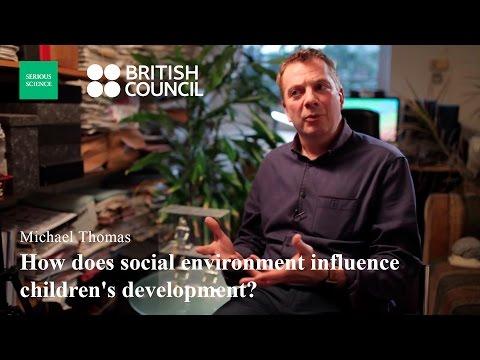 Socioeconomic Status and the Brain - Michael Thomas