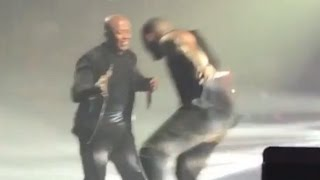 Drake Pays His Respect To Dr. Dre And Brings Him On Stage At Summer 16 Concert Inglewood