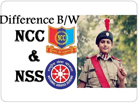 What Is NCC or NSS? How To Join NCC or NSS? NCC or NSS Certificate Benefits (Hindi)