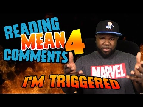 READING MEAN COMMENTS 4 - ROAST ME | TRIGGERED