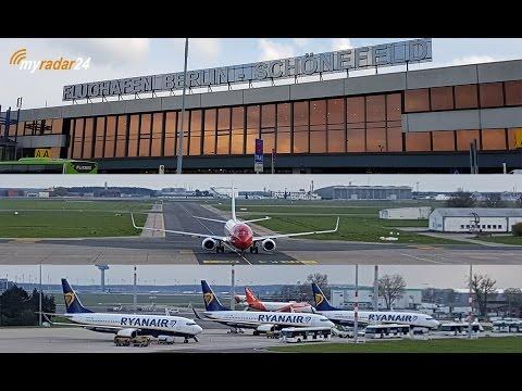 Flughafen Schönefeld - Berlin Airport 🔴 LIVE Rundgang