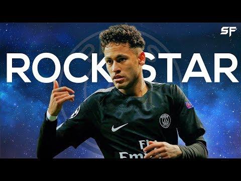 Neymar Jr ● Rockstar ● Skills, Dribbling & Goals | 4K🔥⚽🤙 thumbnail