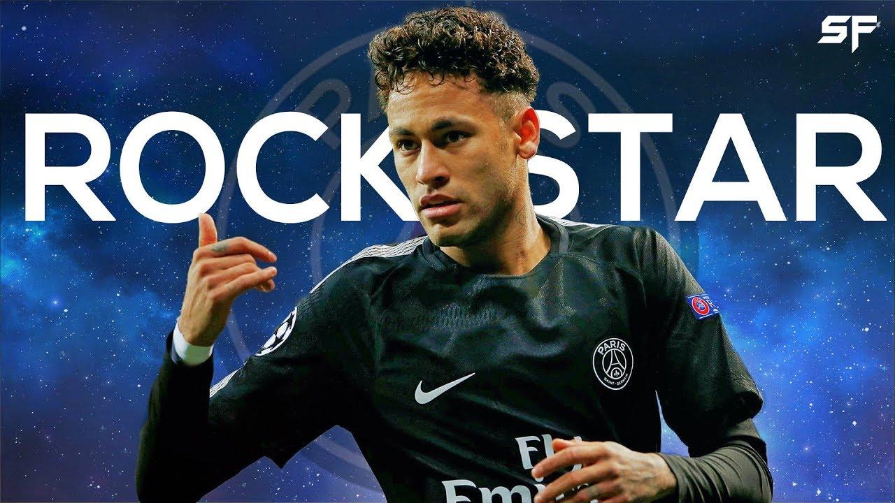 Neymar Jr Rockstar Skills, Dribbling & Goals
