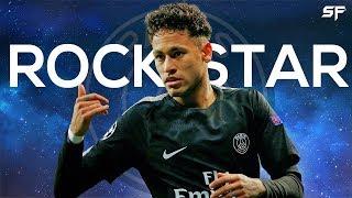 Neymar Jr  Rockstar  Skills Dribbling  Goals  4K