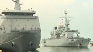【黄裕钧:呼吁维护航行自由 不要以军事动作达成各自利益】04/28 #海峡论谈 #精彩点评