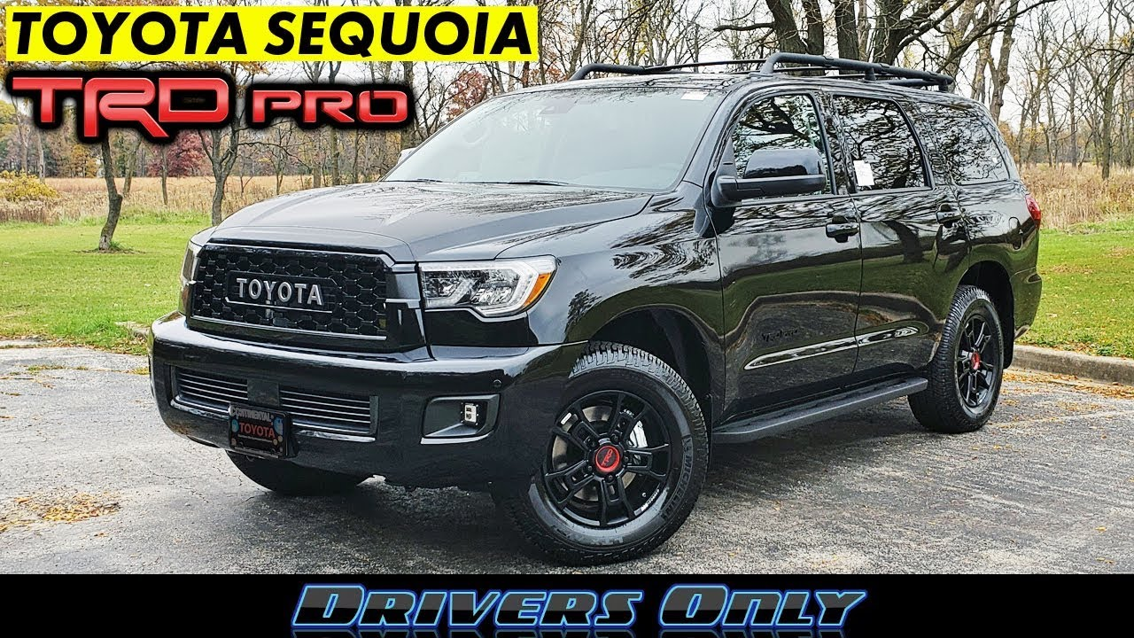 2020 Toyota Sequoia Price and Review