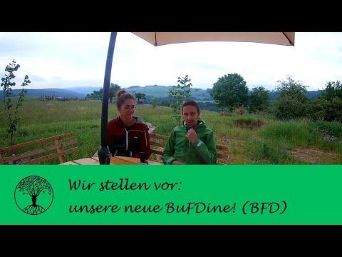 Wir stellen vor: unsere neue BuFDine! (BFD)