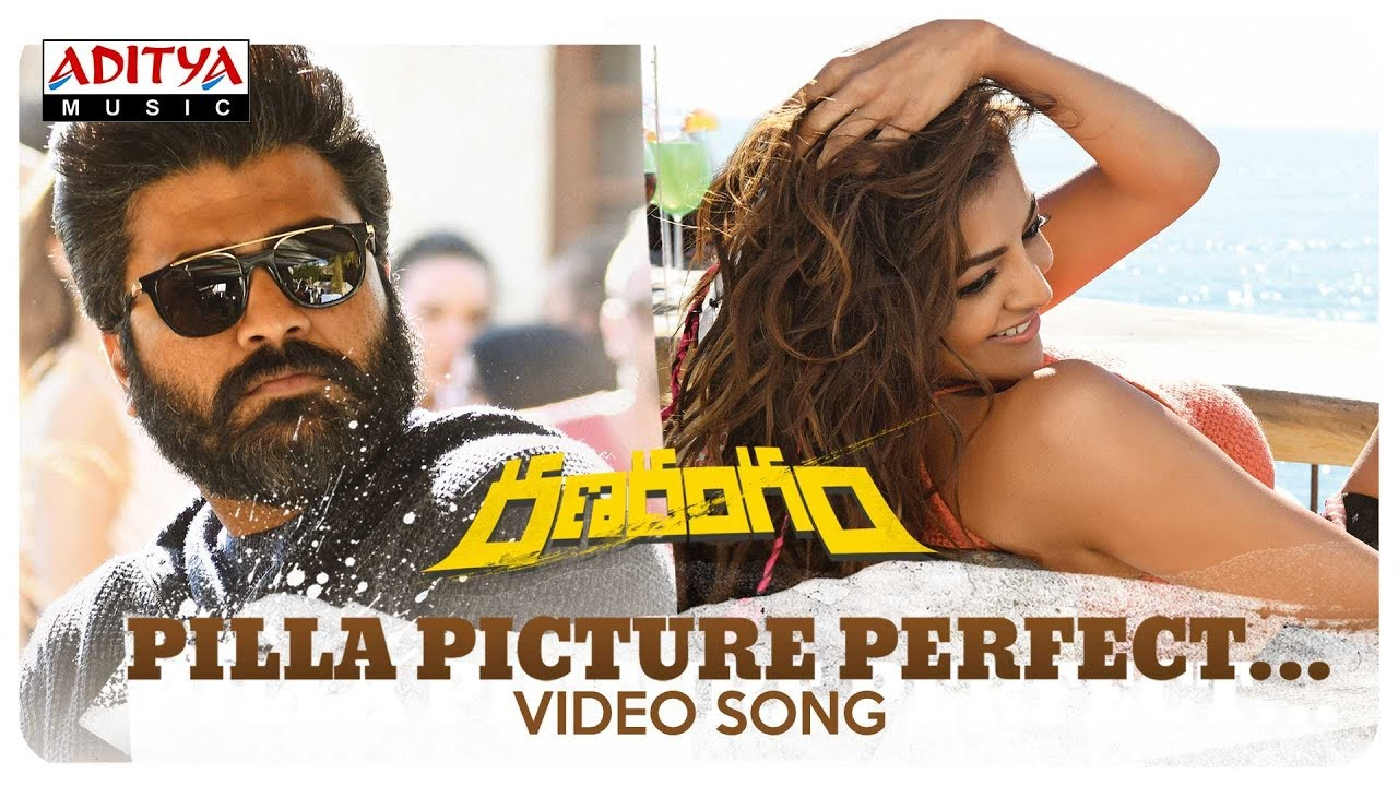 Download Pilla Picture Perfect Video Song    Ranarangam    Sharwanand, Kajal    Sudheer Varma     Sunny MR