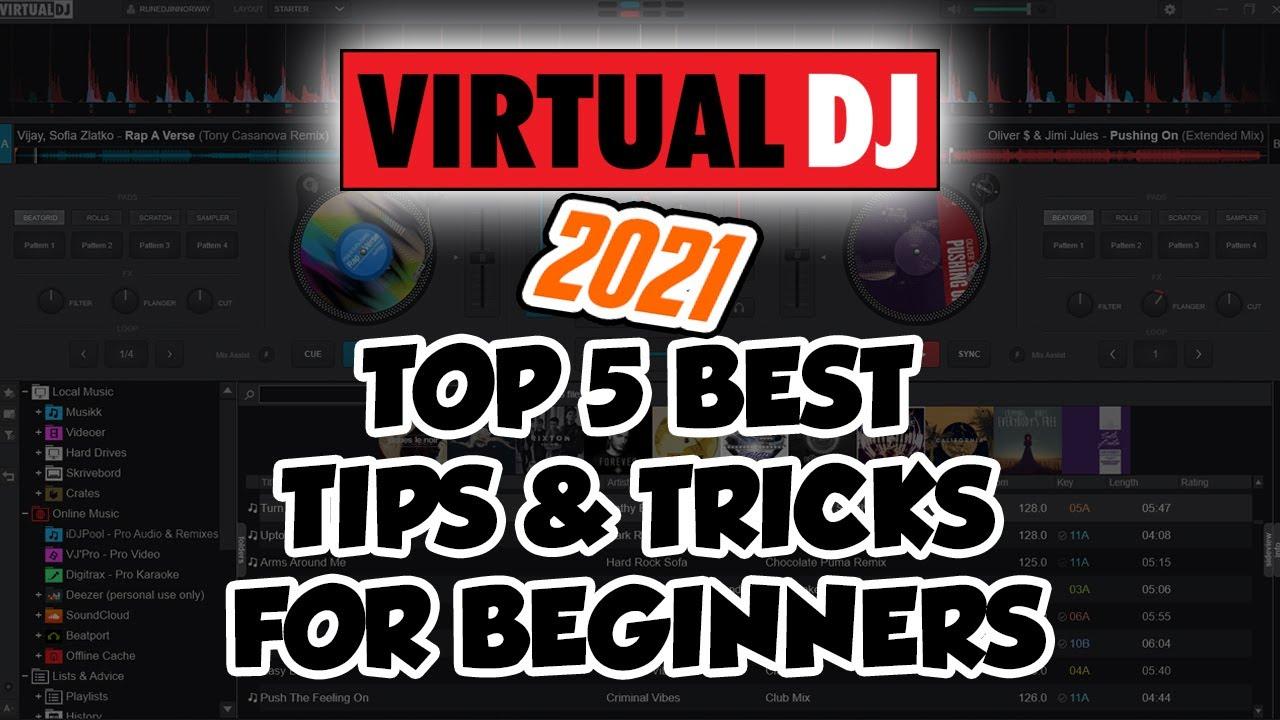 Download Top 5 BEST Virtual DJ Tips & Tricks for Beginners || VDJ Tutorial
