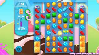 Candy Crush Soda Saga Level 385 No Boosters