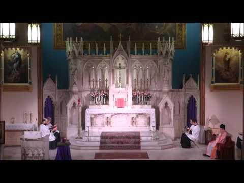 Vespers @ Advent @ Holy Innocents Church