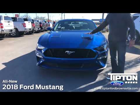 2018 Ford Mustang Walkaround -Tipton Ford