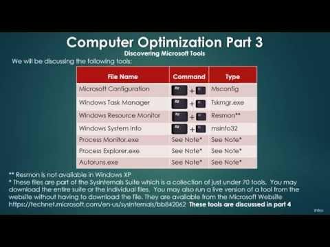 Computer Optimization Part 3
