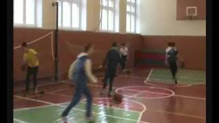Видеоурок 7класс Баскетбол