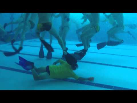 Australian Underwater Hockey Nationals 2015 Mens Final
