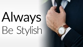 5 Ways To ALWAYS Be Stylish | How To Keep Your Image Consistent | Create Style Systems