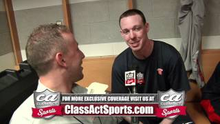 Gerry McNamara of Syracuse Exclusive Interview w/ Jared Ginsberg of Class Act Sports