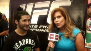 MMA REPORTER SUSAN CINGARI