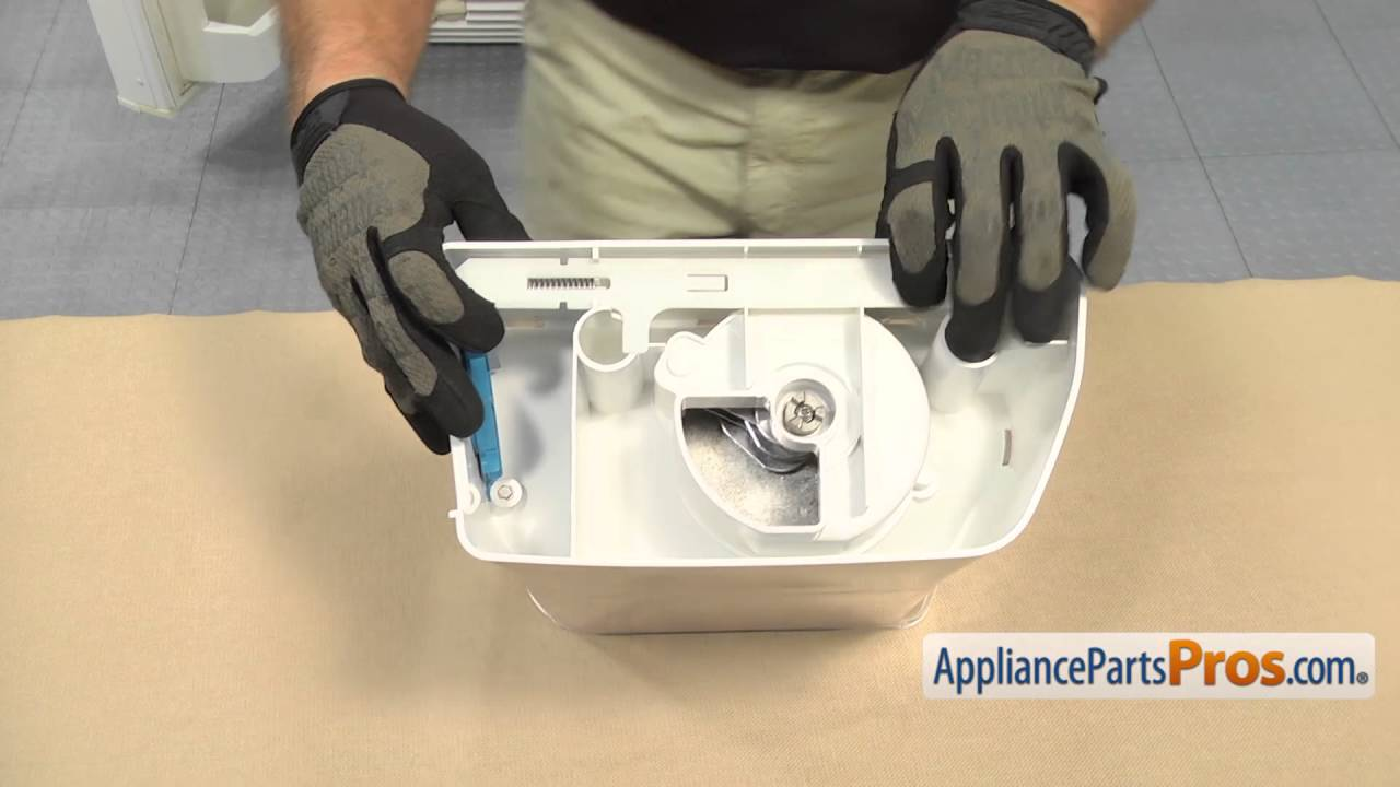 Refrigerator Ice Bin Part Wp2198573 How To Replace