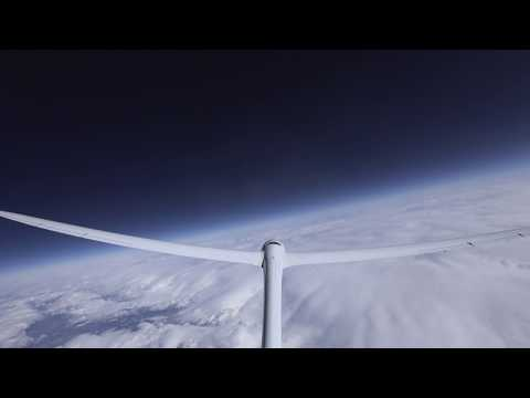 Perlan2 52,000+ feet World Altitude Record Claim for Gliders