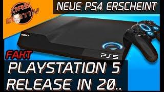 SONY PLAYSTATION5/PS5 RELEASE IN 20.. | Neue PS4 erschienen | DasMonty - Deutsch