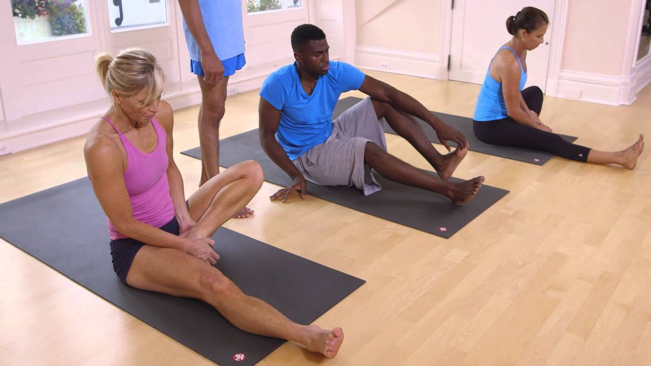 60-Minute Yoga Workout with Sharath Jois - Sonima