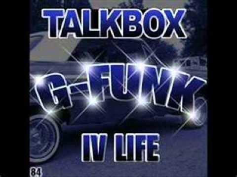 TALKBOX G-FUNK MIX