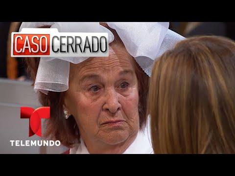 Chupita Acosadora😵🙅😁 | Caso Cerrado | Telemundo