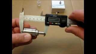 ODDY V2 - Rebuildable atomizer od Gold Drive, jak rozebrat a složit