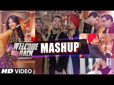 Welcome Back Mashup - Bollywood Mashup 2015 | Kiran Kamath