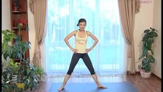 Йога с Кариной Харчинской урок №3