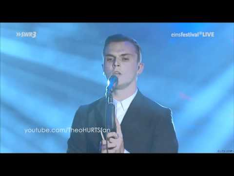 Hurts - Stay (HD Live Performance in Germany)