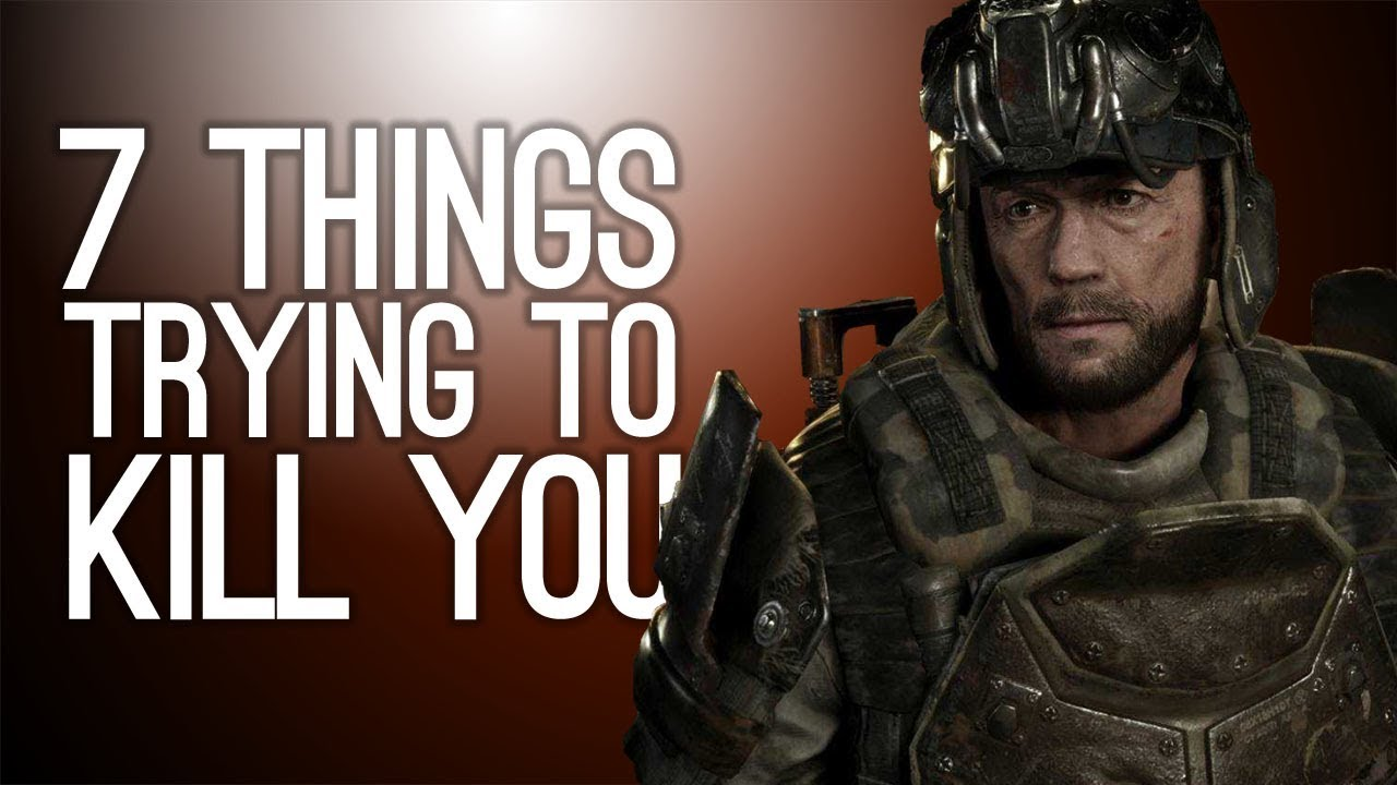 Metro Exodus: 7 Things That Are Desperately Trying to Kill You