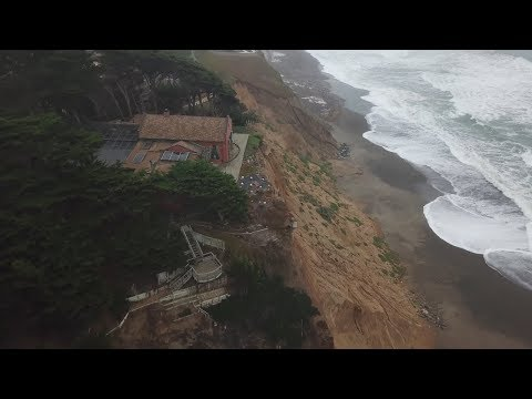 Pacifica Coastal Erosion 10 29 17
