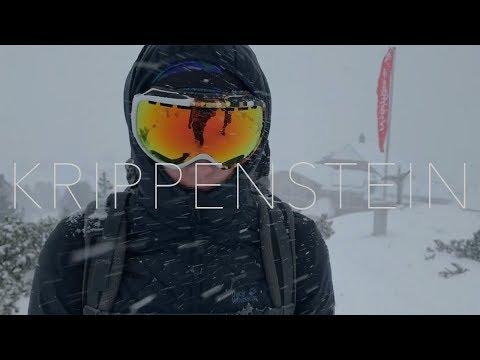 Freeride Ski Touring In Krippenstein 2018