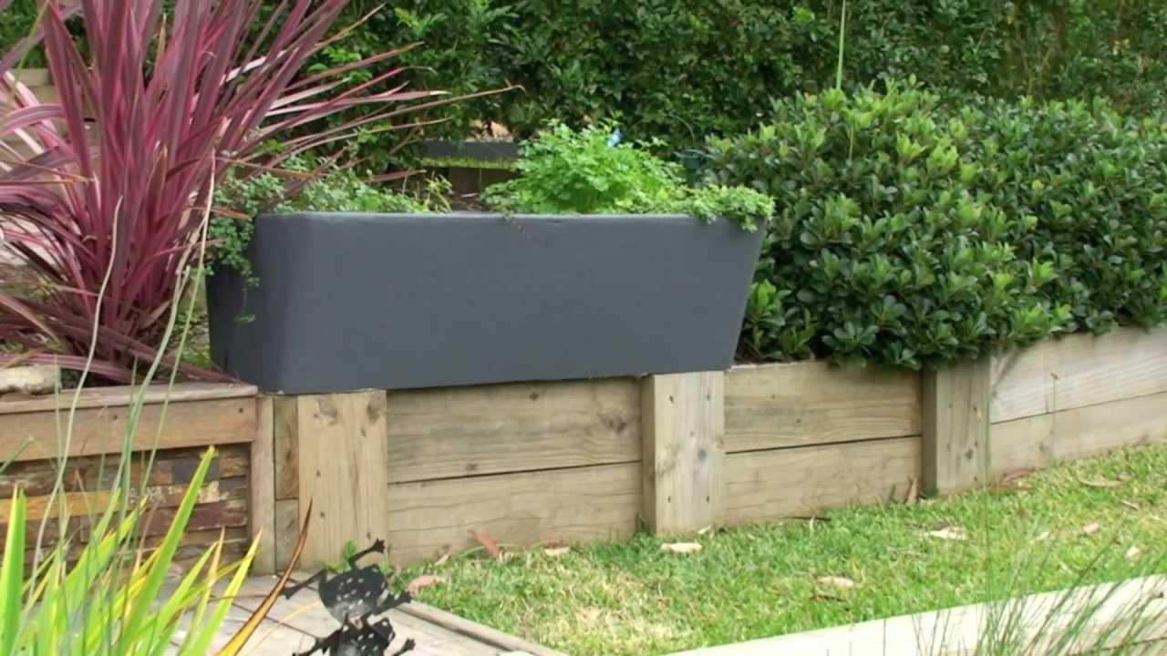 Sustainable Garden Ideas - YouTube