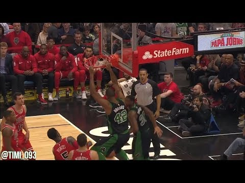 Al Horford Highlights vs Chicago Bulls (15 pts, 4 reb, 5 ast)