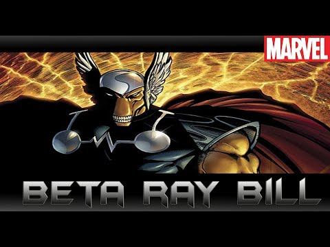 เอเลี่ยนหน้าม้าพลังเทพสายฟ้า Beta Ray Bill - Comic World Daily