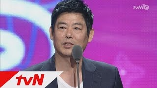 tvNfestivalu0026awards [tvN10어워즈] ′스페셜연기상′ 성동일 ′응답하라 시즌4도 함께′ 161009 EP.3