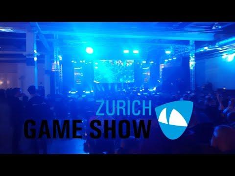 Ein kleiner Einblick | Zürich Game Show | CH | Roemer