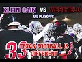 Game of the year 6a   klein cain vs spring westfield