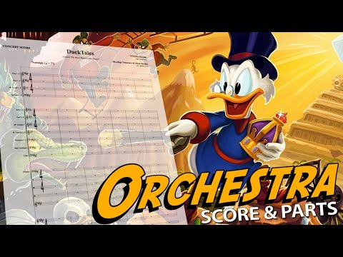 DuckTales | Orchestral Cover
