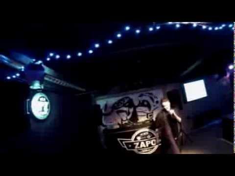 Hip Hop'o vakaras Zap'o baras 2014-01-10 HEx - Smogaz - Audr3