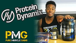 Protein Dynamix Review | DynaPro Anytime | Vanilla Flavour
